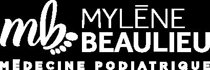 Logo Mylène Beaulieu médecine podiatrique