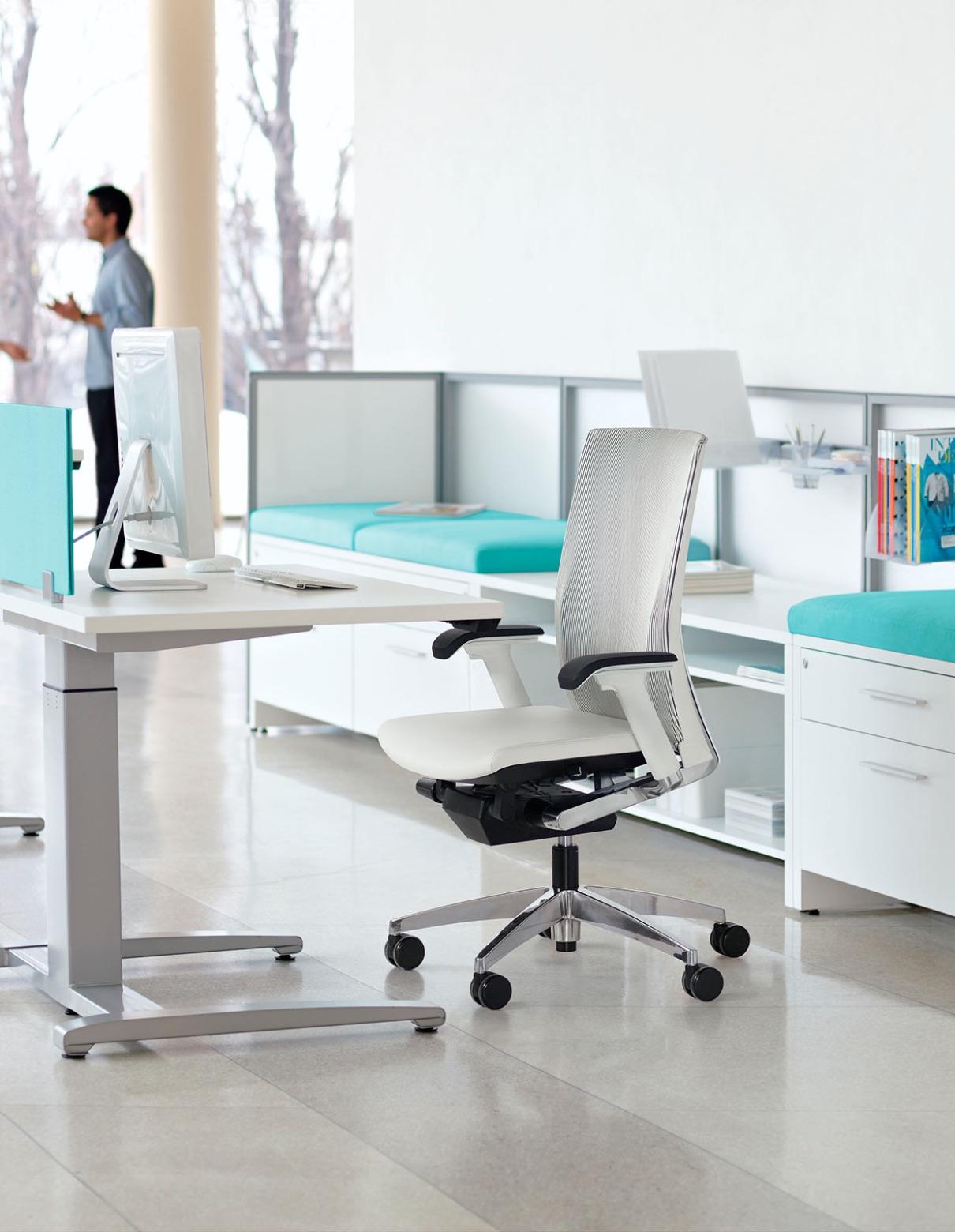 chaise de bureau moderne