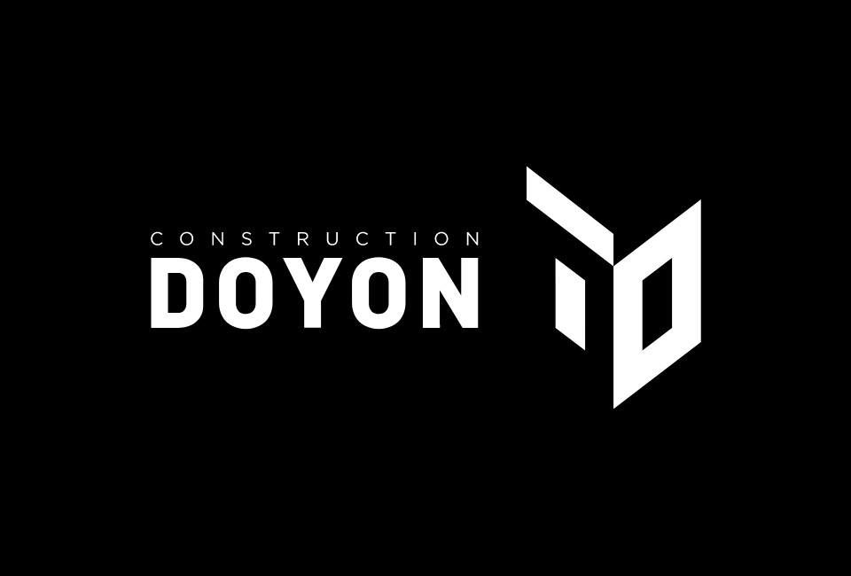 Logo Construction Doyon