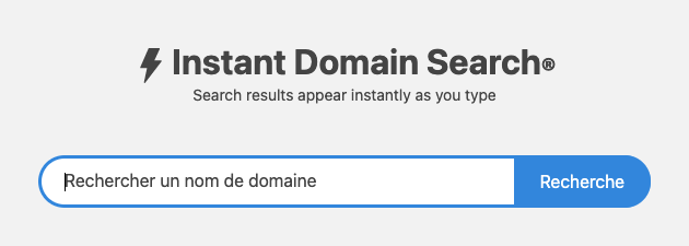 instant-domain-search
